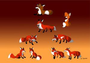 Mafia foxes