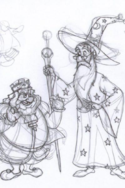 Il Mago e il Re